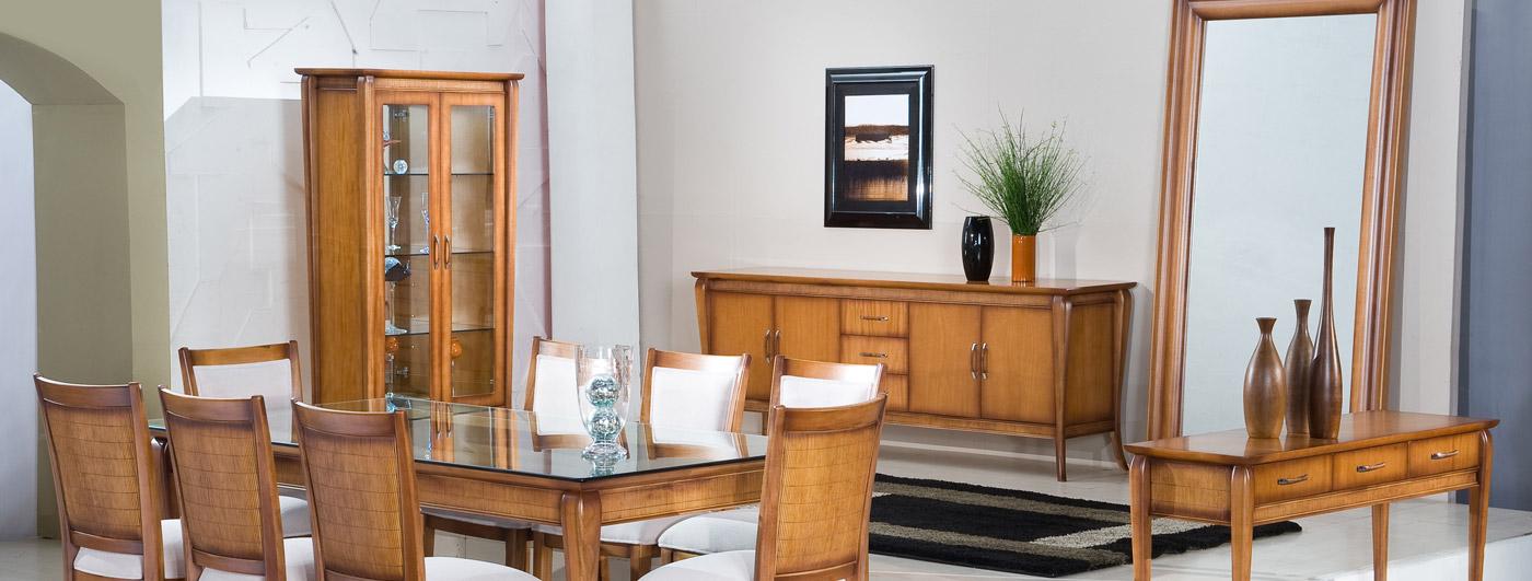 Moveis Para Sala De Jantar Madeira ~ Salas de Jantar  Móveis Zanin