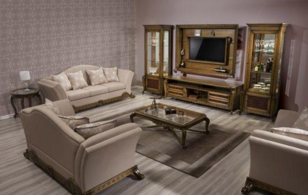 Sala de estar Hillux