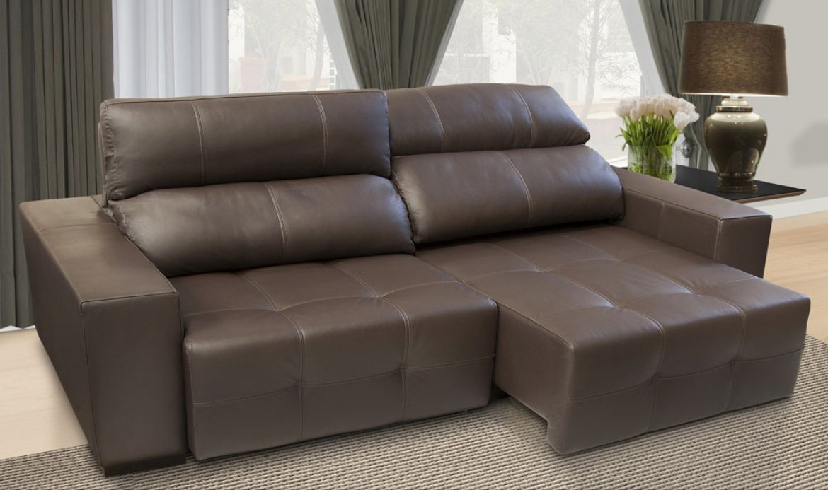 Sofa Couro Retratil Reclinavel | www.resnooze.com