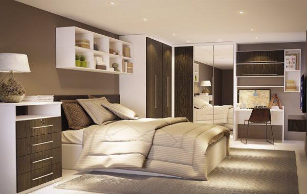 Dormitório Jade Modulado